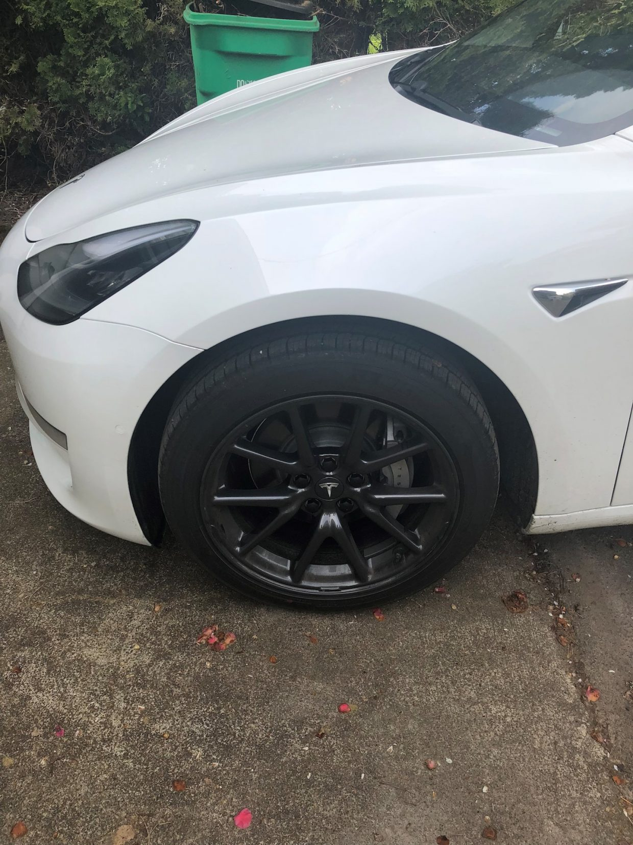 Model 3 / 2018 / Pearl white. EAP - 18c0d   Only Used Tesla