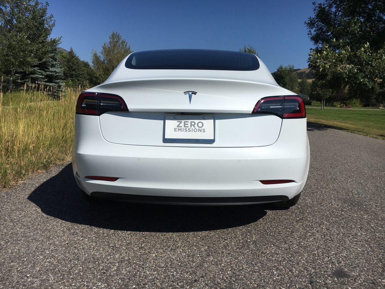 Model 3 / 2018 / White - 3e325   Only Used Tesla