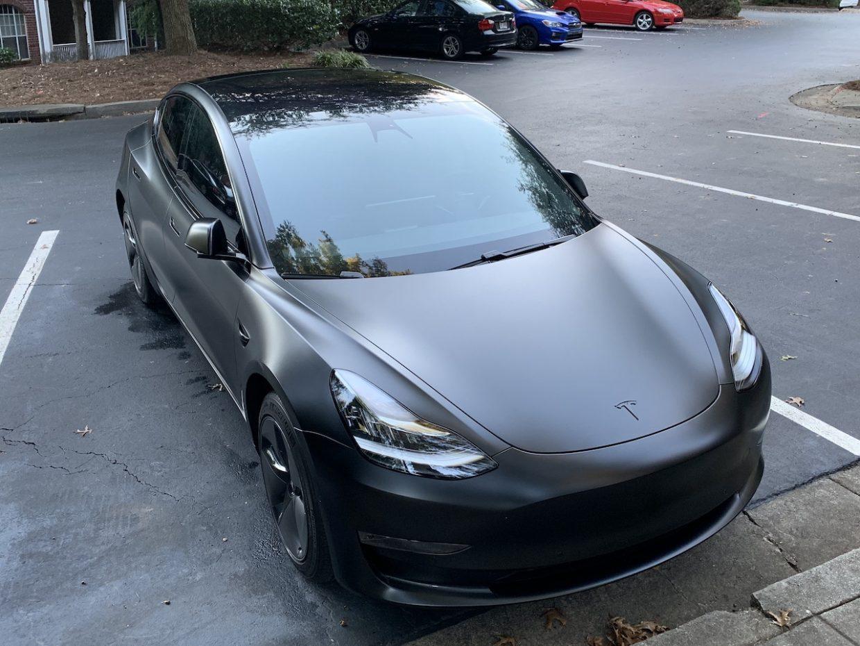 Model 3 / 2018 / Black - 69b93 | Only Used Tesla