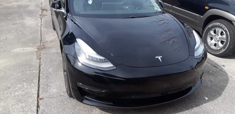 Model 3 / 2018 / Black - 3d7f4 | Only Used Tesla