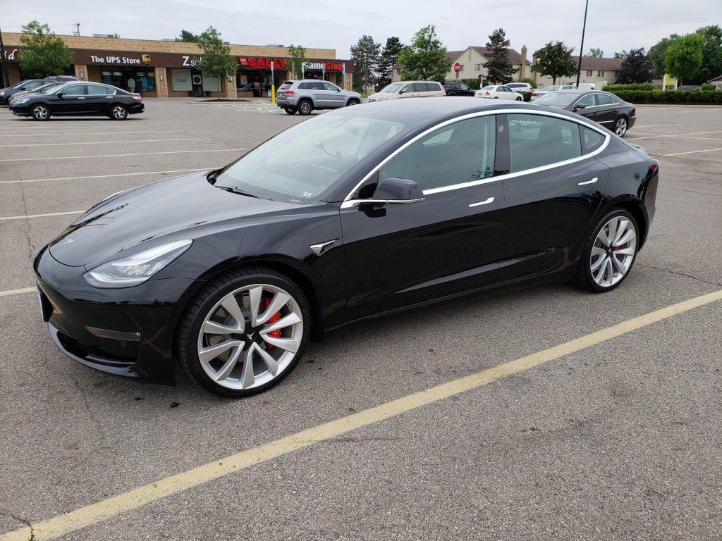 Model 3 / 2019 / Black - 516b8 | Only Used Tesla