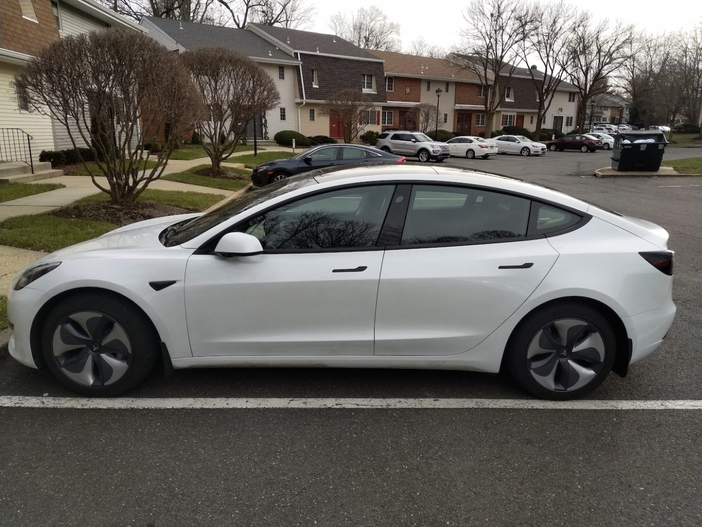 Model 3 / 2019 / Pearl White Multi-Coat - 95802 | Only ...