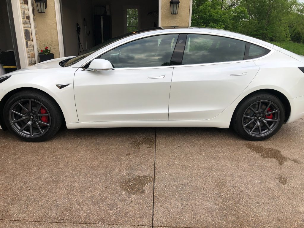 Model 3 / 2020 / White - 810a3 | Only Used Tesla