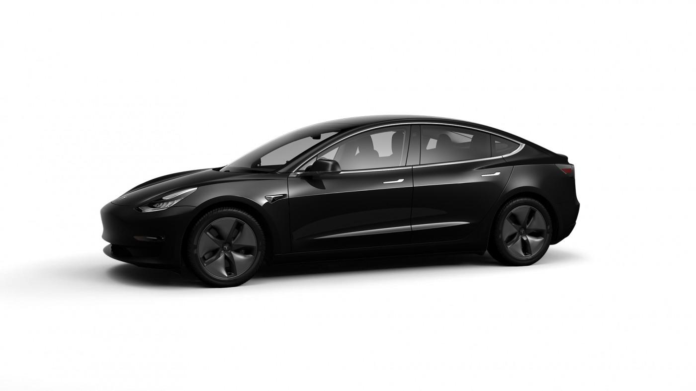 Model 3 / 2020 / Black - 2f4cf   Only Used Tesla