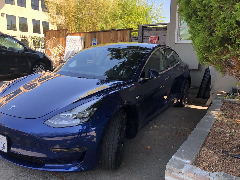 Model 3 / 2020 / Blue - 620b8 | Only Used Tesla