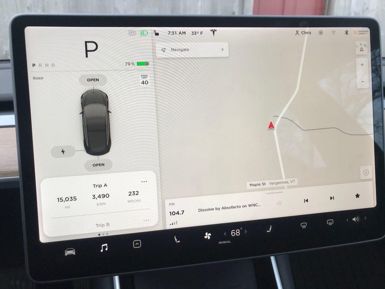 Model 3 / 2020 / Black - 378c1 | Only Used Tesla