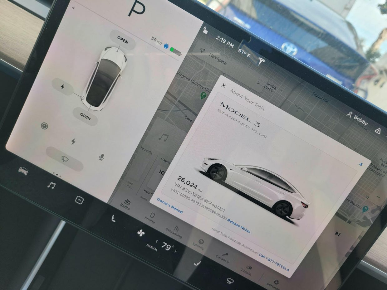 Model 3 / 2019 / Pearl White - 5e88f | Only Used Tesla